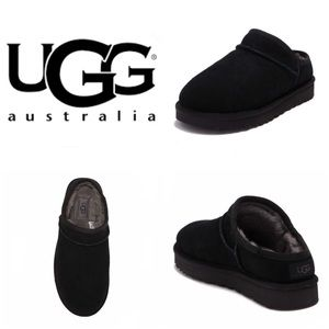 🎄🎁Uggs Water Resistant Suede Slipper Size 5